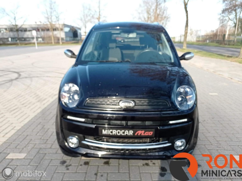 Microcar-Brommobiel M.GO Premium Dci-8