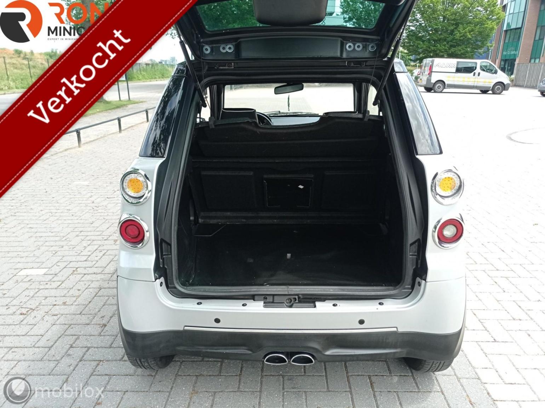 Microcar-Brommobiel M8 Premium DCI-7